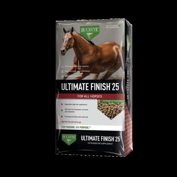 Buckeye Ultimate Finish 25