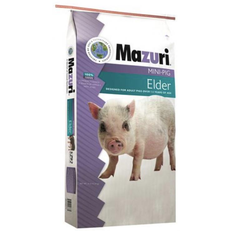 Mazuri's Mini Pig Elder