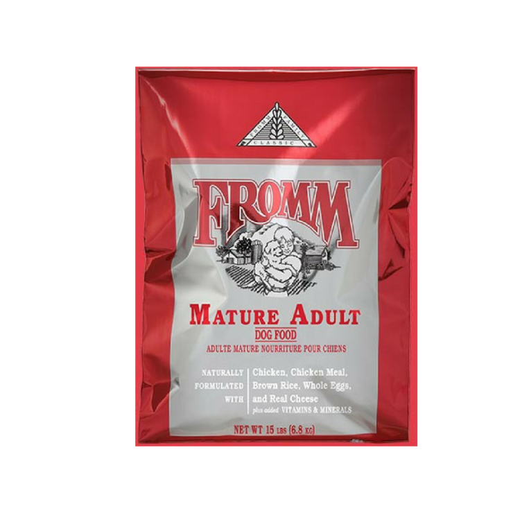 Fromm Family Classic Mature Adult Dog Food
