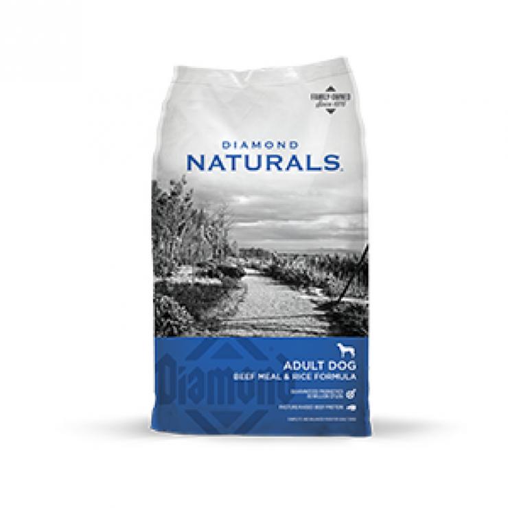 Diamond Beef Meal & Rice Formula Adult Dog Food
