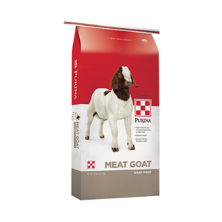 Purina Goat Grower 16