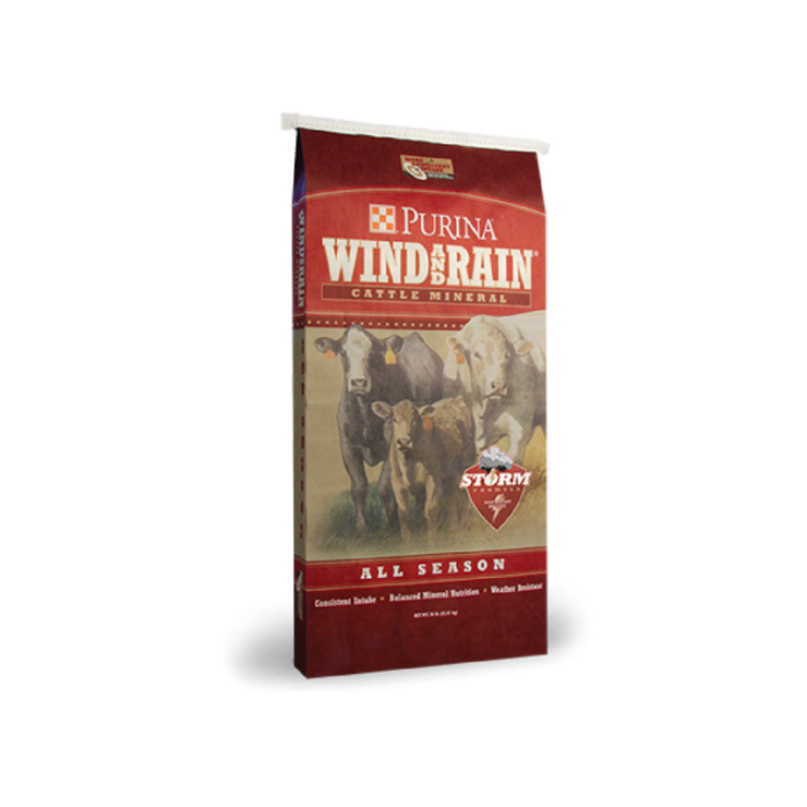 Purina Wind and Rain All Seasons Minerals