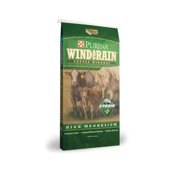 Purina Wind and Rain High Magnesium Mineral