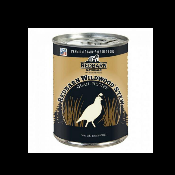 Redbarn Quail Wildwoods Stew Dog Food