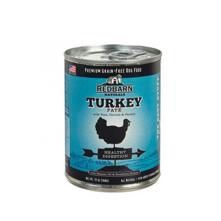 Redbarn Turkey Recipe Pate for Dogs