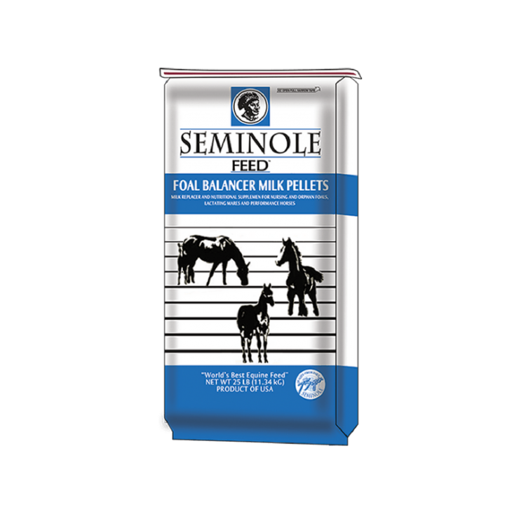 Seminole Feed Foal Balancer Milk Pellets