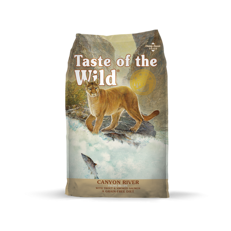Taste of the Wild Canyon River Feline Recipe