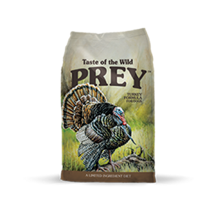 Taste of the Wild Prey Turkey