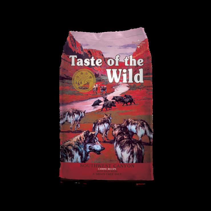 Taste of the Wild Southwest Canyon Canine Recipe