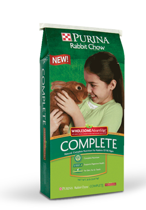 Purina Rabbit Chow Complete Wholesome AdvantEdge