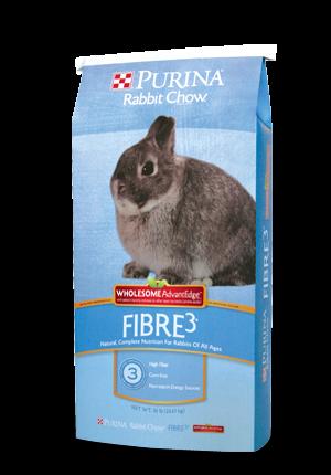 Purina Rabbit Chow Fibre3 Wholesome AdvantEdge