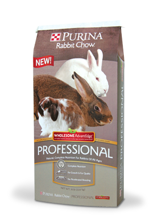 Purina Rabbit Chow Professional Wholesome AdvantEdge