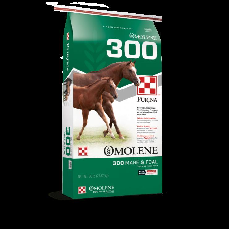 Omolene #300 Growth Horse Feed