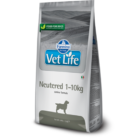 Farmina Vet Life Neutered 1-10kg