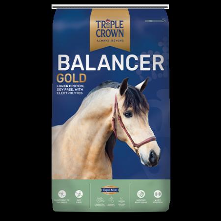 Triple Crown Balancer Gold
