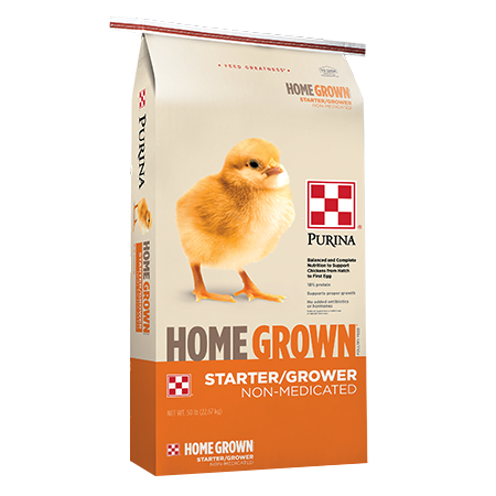 Purina Home Grown Starter Grower
