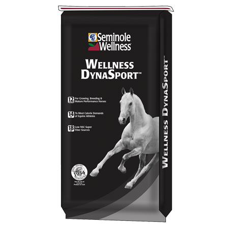 Seminole Wellness Dynasport Horse Feed