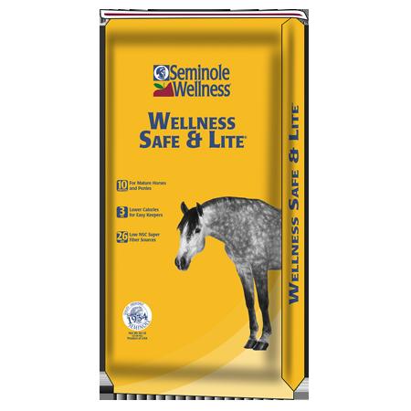 Seminole Wellness Safe & Lite Horse Feed