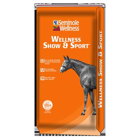 Seminole Wellness Show & Sport Horse Feed